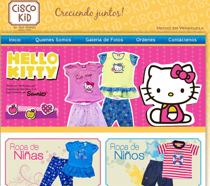 Cisco Kid - Tienda en línea de ropa infantil - Venezuela