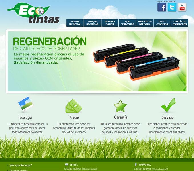 Ecotintas - Ciudad Bolivar