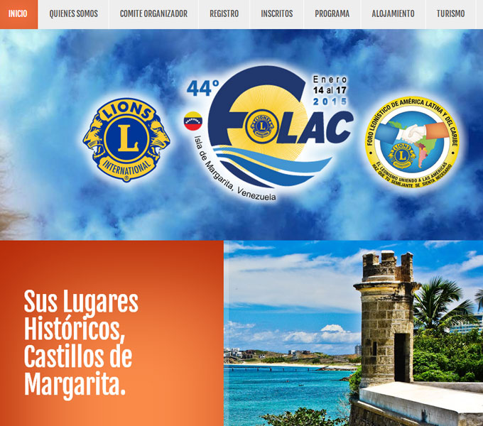 Folac 2015 - Foro Leonístico de América Latina y del Caribe.