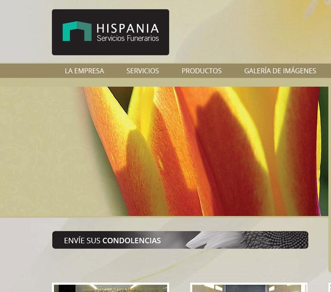 Hispania - Servicios Funerarios