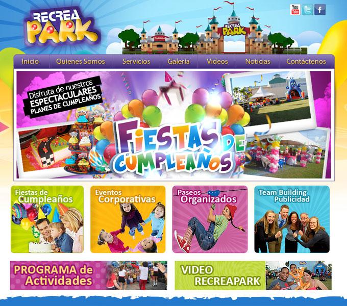 Recrea Park - Republica Dominicana