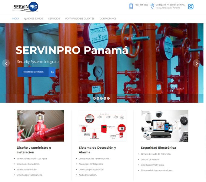 Servinpro.net