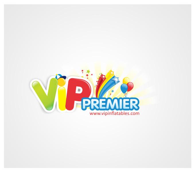 VIP Premier - Creación de logo - Diseño gráfico