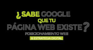 Google - Posicionamiento Web - SEO